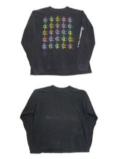 """画像4: 1990's~ """"Grateful Dead"""" L/S T-Shirts BLACK size M (表記 不明) (4)"""