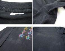 """画像6: 1990's~ """"Grateful Dead"""" L/S T-Shirts BLACK size M (表記 不明) (6)"""
