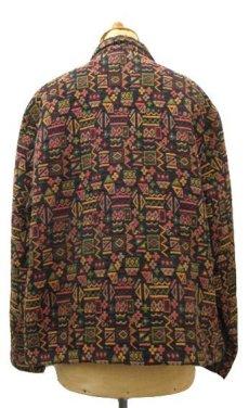 """画像2: 1980's~ """"CHICO'S Design"""" Design  Native Jacket Multi Color size L (表記 2) (2)"""