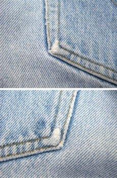画像6: 1980's Levi Strauss & Co. Lot 701 Student FIt Denim Pants -made in U.S.A- Blue Denim size w 31 inch (表記 32 x 32)  (6)