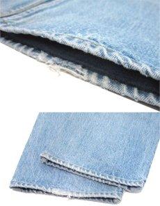 画像5: 1980's Levi Strauss & Co. Lot 701 Student FIt Denim Pants -made in U.S.A- Blue Denim size w 31 inch (表記 32 x 32)  (5)