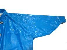 """画像6: 1980's """"WIPPETTE"""" Rain Coat BLUE size Free (表記 ONE SIZE) (6)"""