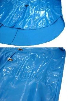 """画像5: 1980's """"WIPPETTE"""" Rain Coat BLUE size Free (表記 ONE SIZE) (5)"""