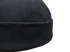 """画像4: NEW YORK HAT CO. """" COTTON BALL HAT """" BLACK (4)"""