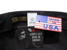 """画像5: NEW YORK HAT CO. """" COTTON BALL HAT """" BLACK (5)"""