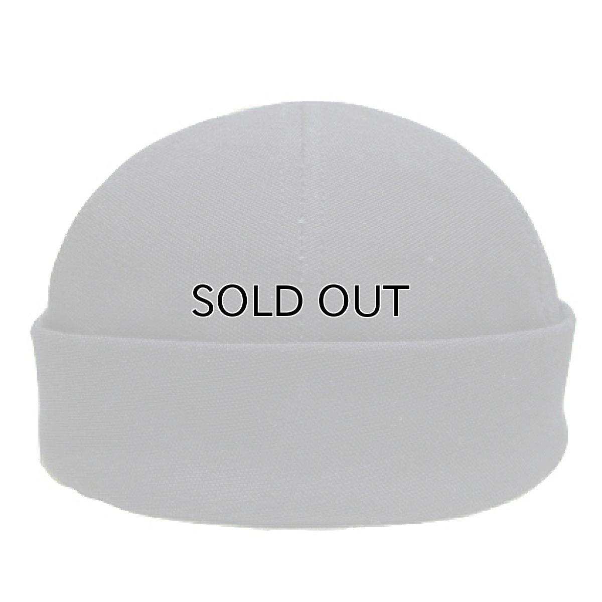 """画像1: NEW YORK HAT CO. """" COTTON BALL HAT """" BLACK (1)"""