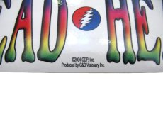 "画像2: Grateful Dead ""OFFICIAL DEAD HEAD"" Stickers (2)"