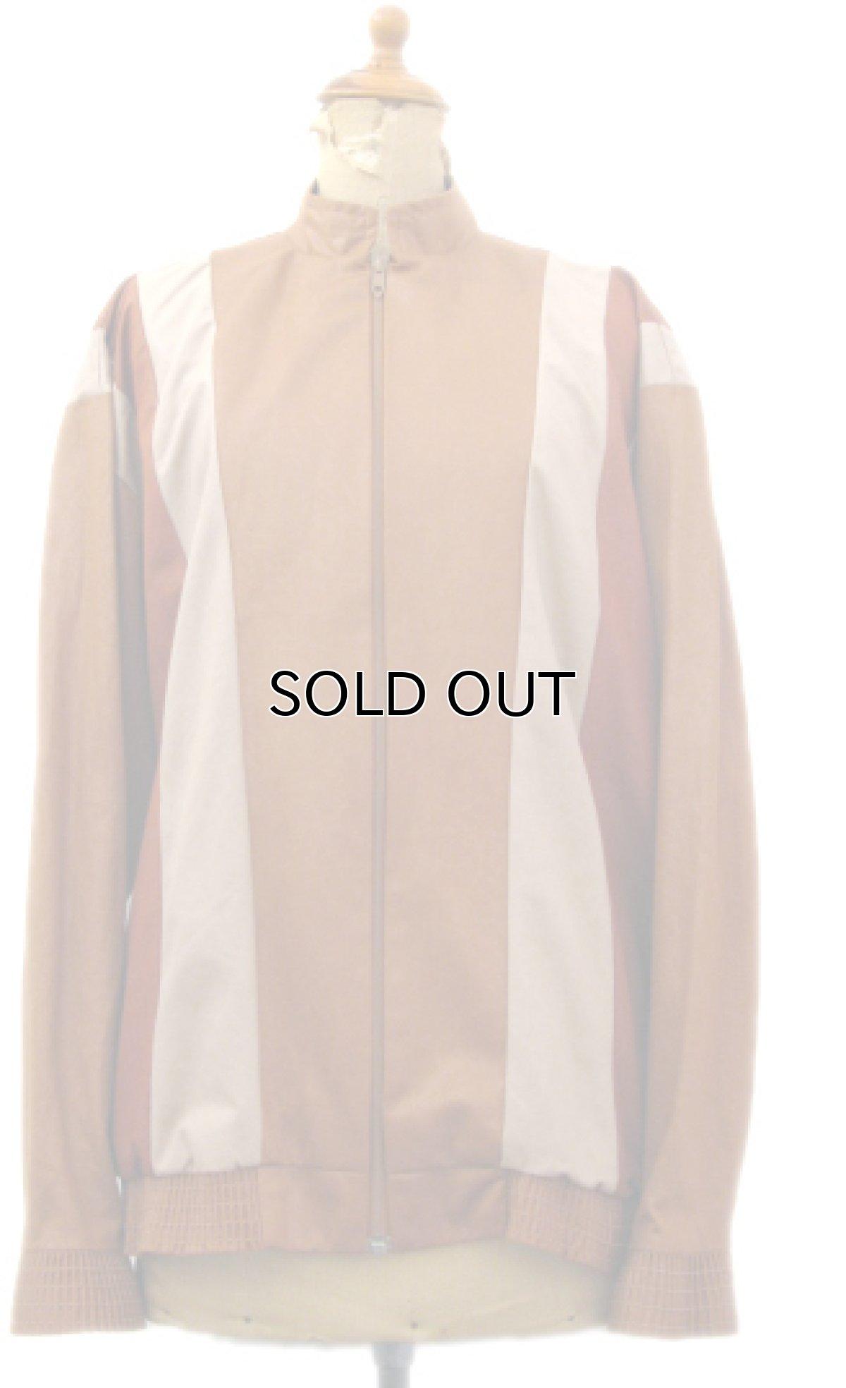 "画像1: 1980's ""Jordana"" Zip Up Design Jacket -made in USA- BROWN系 size M (表記 S) (1)"