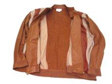 "画像5: 1980's ""Jordana"" Zip Up Design Jacket -made in USA- BROWN系 size M (表記 S) (5)"