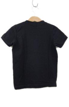 """画像2: """"ポエムのTee"""" for KID'S アメリカンアパレル"""" P """"BLACK size 2(90cm) / 4(110cm) / 6(120cm)/8/10 (2)"""