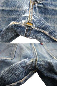 "画像8: 1970's Levi Strauss & Co. Lot 517 ""Single Stitch"" Denim Pants Indigo Denim size w 31 inch (表記 不明) (8)"