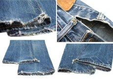 "画像7: 1970's Levi Strauss & Co. Lot 517 ""Single Stitch"" Denim Pants Indigo Denim size w 31 inch (表記 不明) (7)"