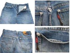 "画像5: 1970's Levi Strauss & Co. Lot 517 ""Single Stitch"" Denim Pants Indigo Denim size w 31 inch (表記 不明) (5)"