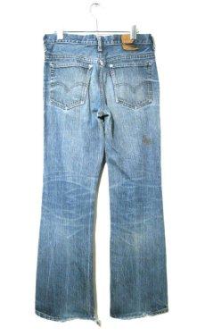 "画像2: 1970's Levi Strauss & Co. Lot 517 ""Single Stitch"" Denim Pants Indigo Denim size w 31 inch (表記 不明) (2)"