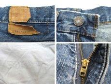 "画像4: 1970's Levi Strauss & Co. Lot 517 ""Single Stitch"" Denim Pants Indigo Denim size w 31 inch (表記 不明) (4)"