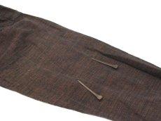 画像6: 1970's OLD Guatemara Shirts Brown系 size L (表記不明) (6)
