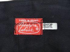 """画像4: 1950-60's French """"ADOLPHE LAFONT"""" Moleskin Worker Overall  BLACK size M - L (表記 不明) (4)"""