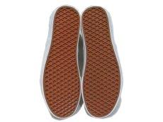 """画像3: NEW """"VANS"""" Leather Slip-On WHITE size 10 1/2 (3)"""