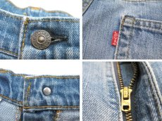 "画像4: 1970's Levi Strauss & Co. Lot 505 ""Single Stitch"" Denim Pants Blue Denim size w 35.5 inch (表記 不明) (4)"