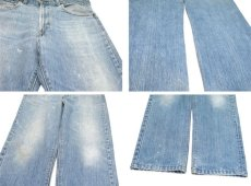 "画像6: 1970's Levi Strauss & Co. Lot 505 ""Single Stitch"" Denim Pants Blue Denim size w 35.5 inch (表記 不明) (6)"