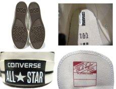 "画像5: NEW Converse ""Chuck Tailor Premium"" Hi-Cut Canvas Sneaker Zebra size 10 (28.5 cm) (5)"
