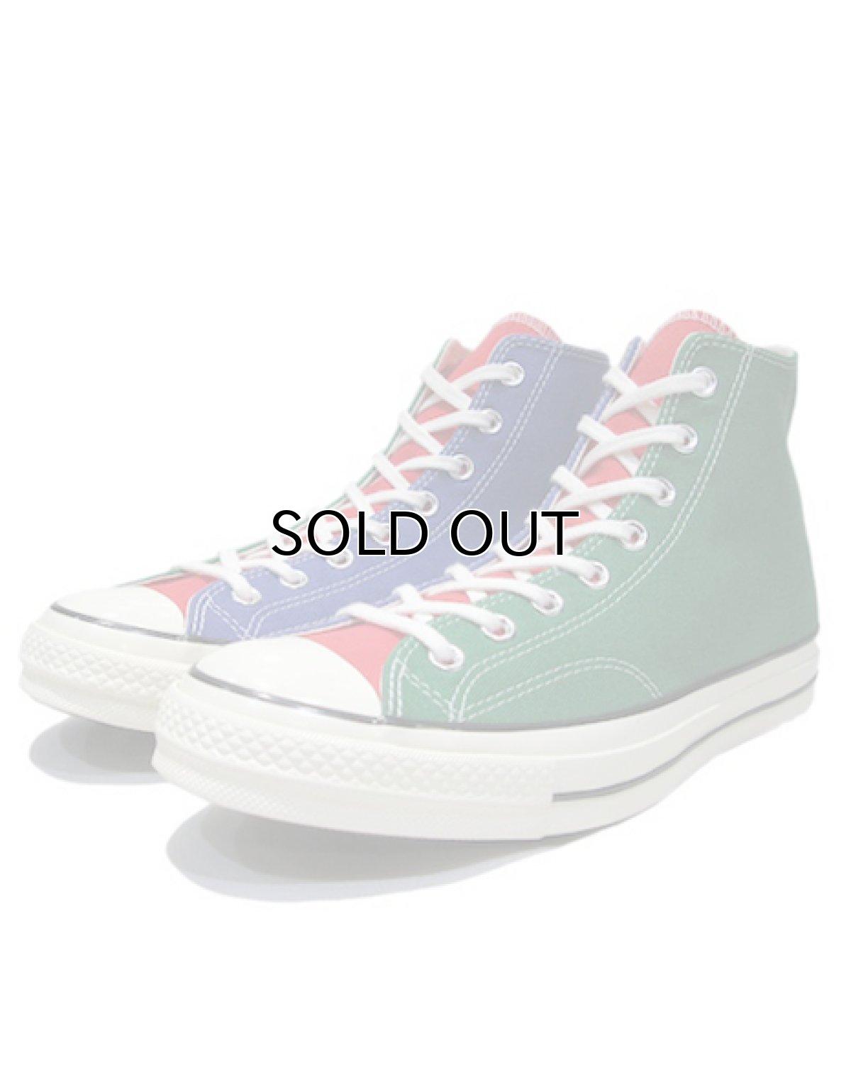"画像1: NEW Converse ""Chuck Tailor Premium"" Hi-Cut Canvas Sneaker Crazy Pattern size 11 (29.5 cm) (1)"