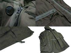 画像6: 1980's French Military M-64 Parka Coat DEAD STOCK size M - L  (表記 86C) (6)