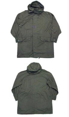 画像4: 1980's French Military M-64 Parka Coat DEAD STOCK size M - L  (表記 86C) (4)