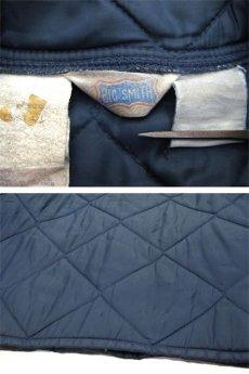 "画像4: 1970's ""BIG SMITH"" Quilting Coach Jacket NAVY size L - XL (表記 不明) (4)"
