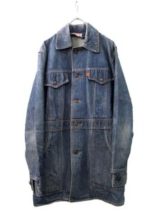 画像3: 1970's Levi's  Denim Bush Jacket size M  (表記 M) (3)