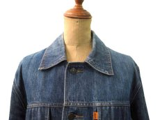 画像4: 1970's Levi's  Denim Bush Jacket size M  (表記 M) (4)