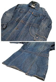 画像6: 1970's Levi's  Denim Bush Jacket size M  (表記 M) (6)