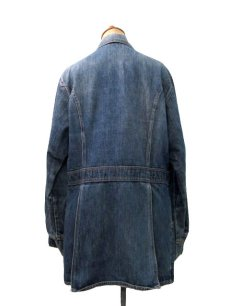 画像2: 1970's Levi's  Denim Bush Jacket size M  (表記 M) (2)