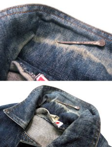 画像8: 1970's Levi's  Denim Bush Jacket size M  (表記 M) (8)