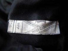 """画像5: 1960's """"Morris & Sons"""" Double Breasted Cashmere Coat BLACK size M - L (表記 不明) (5)"""