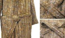 """画像5: 1960's """"RUTH MC CULLOCH"""" Mohair Wool Coat BROWN size M (表記 不明) (5)"""