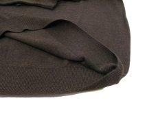 """画像6: """"joseph & lyman"""" Wool Mock Neck Knit -made in AUSTRALIA- BROWN size M - L (表記 L) (6)"""