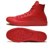 "画像3: NEW Converse ""ALL STAR"" Hi-Cut Rubber Sneaker RED size 9 (3)"