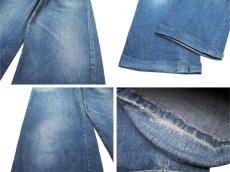 画像7: 1950's BIG MAC Denim Trousers Indigo Blue size w 31 inch (7)