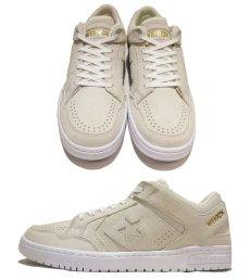 """画像2: NEW CONVERSE """"WEAPON"""" Suede Skate Shoes BEIGE size US 11 (2)"""