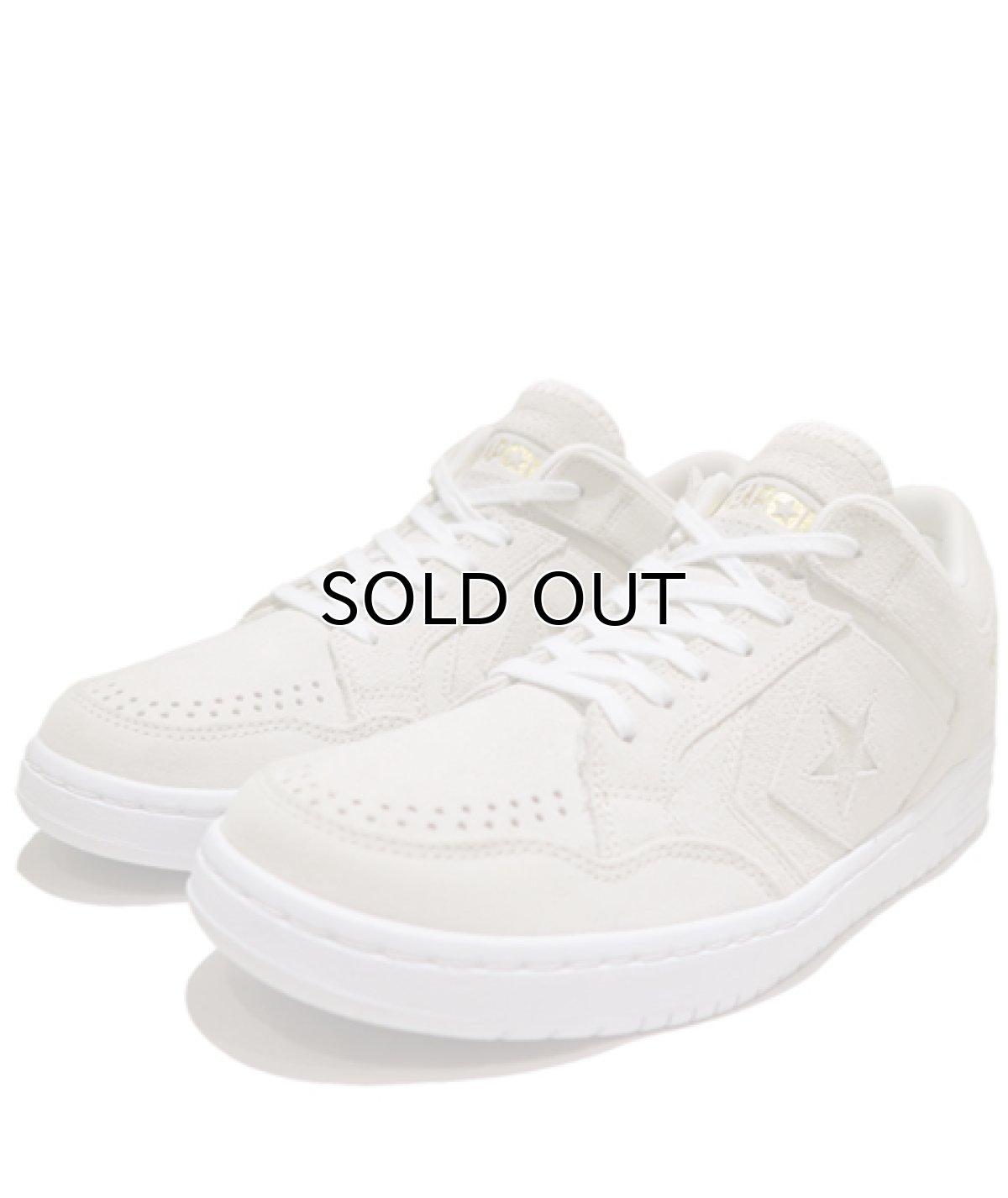 """画像1: NEW CONVERSE """"WEAPON"""" Suede Skate Shoes BEIGE size US 11 (1)"""