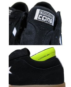 "画像5: NEW CONVERSE ""KA-II"" Suede Skate Shoes  -NIKE ルナロンソール- BLACK size  11 1/2 (5)"