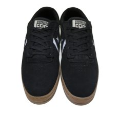 "画像2: NEW CONVERSE ""KA-II"" Suede Skate Shoes  -NIKE ルナロンソール- BLACK size  11 1/2 (2)"