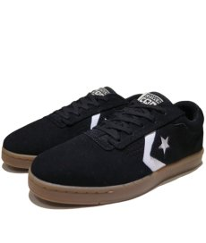 "画像1: NEW CONVERSE ""KA-II"" Suede Skate Shoes  -NIKE ルナロンソール- BLACK size  11 1/2 (1)"