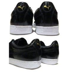 """画像4: NEW PUMA """"SUEDE"""" Gradation Sneaker BLACK size US 11 (29cm) (4)"""