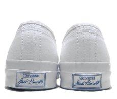 """画像5: NEW Converse """"Jack Purcell Signature"""" Low-Cut Canvas Sneaker WHITE size 9 1/2 (5)"""
