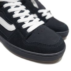 画像3: NEW VANS Suede Skate Shoes Black / White size US 7 ~ 13 (3)