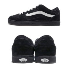 画像4: NEW VANS Suede Skate Shoes Black / White size US 7 ~ 13 (4)