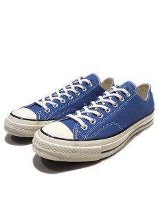 "画像1: NEW Converse ""Chuck Taylor Premium"" Low-Cut Canvas Sneaker BLUE size 9.5 (1)"