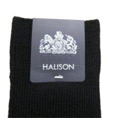 画像3: Riprap HALISON Nz MERINO LONG HOSE SOCKS color : BLACK size FREE (25~27cm) (3)